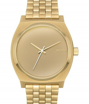 A045-2764-00NIXON The Time Teller - Light Gold   Mirror a1b580209e1
